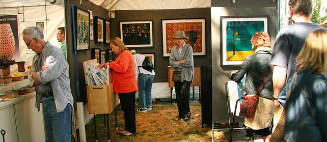 Art in the Pearl 2012