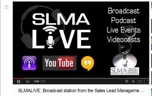 YouTube promo video for SLMALive
